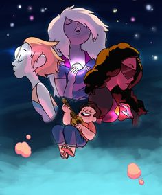Steven Universe!!! WHO IS EXCITED FOR THIS SHOW?!?!