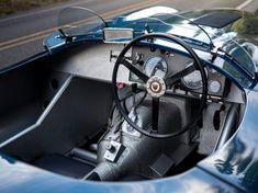 28 Photos Of A Beautiful 1953 Jaguar C-Type Works Lightweight | Airows