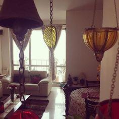 Monday morning! Smog in Delhi ! #myhome #mystyle #myspace #homedecor #homestyling #interiordesign #interiordecor #interiorstyling #beautifulhomes #livingroomdecor #indiandecor #indianhome #lanterns by Fabindia #instalife #instamorning #instadaily #instalike #instalobe #instahome #instadecor #bohostyle #beautiful #luxurylifestyle #luxuryliving #luxuryhomes #interior123 #instamoment #instamood #picoftheday #clickedbyme - posted by Rashmi https://www.instagram.com/rsahmi1169 - See more Luxury…