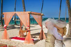 jellyfish punta cana wedding. {crystal + terry}