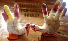 Thanksgiving Turkey: 8 Crafts and Recipes
