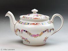 【Rakuten Ichiba】 【Minton】 Minton Rose Teapot: Villa Leonare