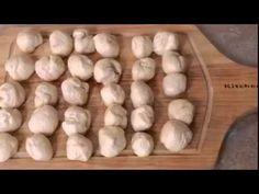 Nutella-Stuffed Donut Holes - YouTube