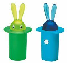 ALESSI Magic Bunny Magnets