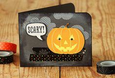 Simon Says Stamp Blog!: Lisa Spangler is ROCKING NEON for Halloween in STAMPtember™