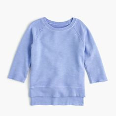 Shop the Girls' Garment-Dyed Sweatshirt at JCrew.com and see the entire selection of Girls' Tees & Tanks.