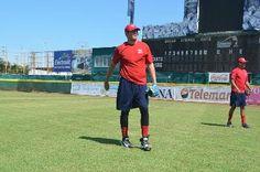 """Campeche, Camp. ( www.piratas de campeche.com / Carlos Carvajal ) 26 de octubre .- El pitcher campechano Francisco """"Paquito"""" Gómez, será el ..."""