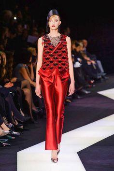 Giorgio Armani Privé Spring 2013 Couture Runway - Giorgio Armani Privé Haute Couture Collection