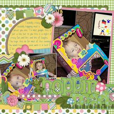 toadally kit by Chelles creations