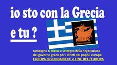 Cittadini Europei: Diffondere una Campagna europea a sostegno della Grecia e del suo governo... www.change.org