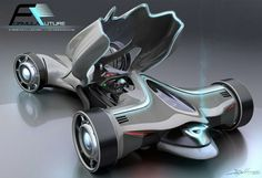 Projeto Formula Future - o Carro de F1 do Futuro