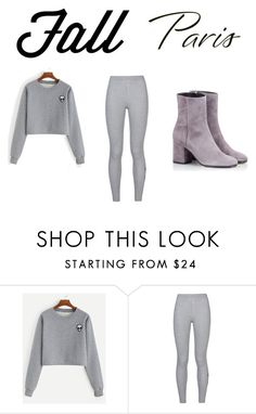 """""""I Love Paris In the Fall"""" by officialrt ❤ liked on Polyvore featuring NIKE and Fratelli Karida"""