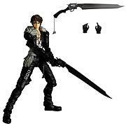 Final Fantasy Dissidia Squall Leonheart Play Arts Kai Action Figure
