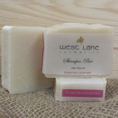 Rosemary Lavender Shampoo Bar, makes your hair feel light, moisturized and makes your hair look great. The shampoo bar lasts for a long time. After using it for a long time hair will feel thicker then before your first use. Natural Soaps, Shampoo Bar, Castor Oil, Hair Looks, Your Hair, Moisturizer, Lavender, Essential Oils, Homemade