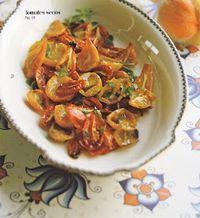 Notas de Cocina: TOMATES SECOS de Juliana Lopez May