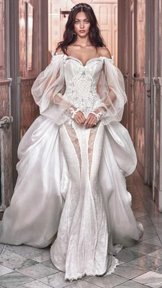 Wonderful Perfect Wedding Dress For The Bride Ideas. Ineffable Perfect Wedding Dress For The Bride Ideas. Best Wedding Dresses, Bridal Dresses, Wedding Gowns, Prom Dresses, Trendy Wedding, Wedding Ideas, Wedding Vintage, Wedding Trends, Diy Wedding