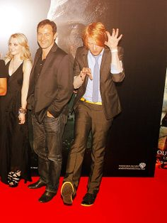 Can we all take a moment to appreciate just how awesome Domhnall Gleeson is?!
