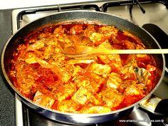 Fish Curry with Chillies - Sri Lankan Food Recipes