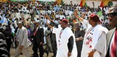 Hi It's Spirited Princess World News: Youths Stone Minister, Others At Pres. Jonathan's ...