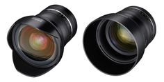 Samyang Debuts Premium Lens Line with and