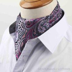 Men's Gentleman Collection Ascot/Cravat Tie