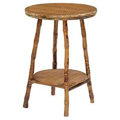 """Tall! 28"""" and would look charming between the two big chairs"""