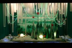 Le Journal des Vitrines — les plus belles vitrines des plus beaux magasins, par Stéphanie Moisan Vitrine Led, Window Dressings, Tree Forest, Shop Window Displays, All Holidays, Booth Design, Creative Words, Visual Merchandising, Food Art