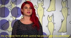 The best form of birth control...