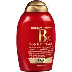 OGX Moisture + Vitamin B5 Conditioner, 13 fl oz