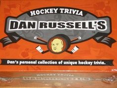 Dome Hockey Tables for Kids - Dan Russells Hockey Trivia  Vancouver Canucks  NHL WHL Questions -- Find out more about the great product at the image link.