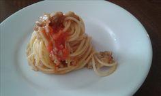 """""""Spaghetti alla carrettiera alla mia maniera"""""""