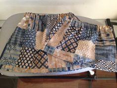 Handmade simple waistband skirts Reversible Tote Bag, Boho Shorts, Blanket, Simple, Skirts, Handmade, Women, Fashion, Moda