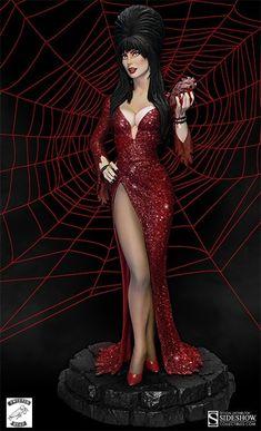 Elvira Elvira Your Heart Belongs to Me Maquette by Tweeterhe #Affiliate #Heart, #Sponsored, #Elvira, #Belongs, #Tweeterhe 7 Arts, Cassandra Peterson, Popular Kids Toys, Barbie, Girl Cartoon, Mistress, Pretty Woman, Business Women, Fashion Dolls