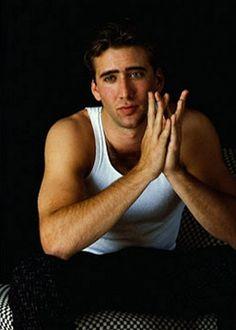 Young Nicolas Cage
