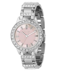 Fossil Watch, Women's Jesse Stainless Steel Bracelet ES2189 - All Watches - Jewelry & Watches - Macy's