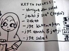 Via surah almukminun ; Math Equations