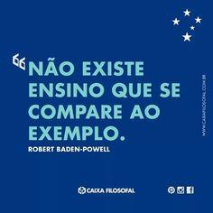 O exemplo tem um potencial educacional ilimitado... #educacao #carreira #atitude