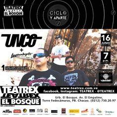 Ciclo y Aparte inicia por todo lo alto en Teatrex El Bosque http://crestametalica.com/ciclo-aparte-inicia-lo-alto-teatrex-bosque/ vía @crestametalica
