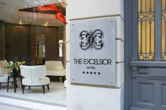 Excelsior Hotel in Thessaloniki, Greece by EKATER Constructions S. Top Hotels, Best Hotels, Luxury Furniture, Furniture Design, Excelsior Hotel, Orchard Road Singapore, Thessaloniki, Furniture Companies, Kuala Lumpur