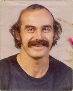 Alex Jesaulenko. Carlton Afl, Carlton Football Club, Moustaches, Go Blue, Blues, Rock, Navy, Sports, Hale Navy