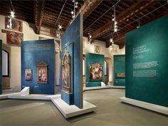 FROM DONATELLO TO LIPPI, Pretorio Palace Museum, Prato, Italy, Guicciardini&Magni Architetti - studio associato
