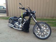 photo by CajunMudBug Bobber Bikes, Honda Motorcycles, Honda Fury Custom, Png Photo, Super Bikes, Cool Websites, Chopper, Wheels, Cars
