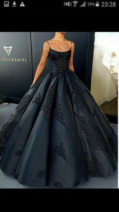 Vestido de festa - preto