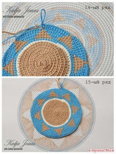How to make Wayuu Mochilla Bag - amigurimi - Wiggly Crochet, Tunisian Crochet, Knit Crochet, Crochet Mandala Pattern, Tapestry Crochet, Crochet Patterns, Mochila Crochet, Crochet Flower Tutorial, Crochet Purses