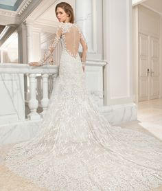 Shop for #long_sleeve_wedding_dresses from the #Weddings #Sydney for the bridal perfection. Discover a gorgeous collection to make your day more special.