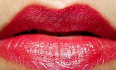 Review NYX Jumbo Lip Pencil Hera- Applied Swatch 02