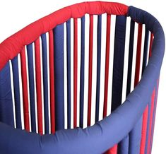 Go Mama Go Designs Slat Cover Teething Guards for Stokke Cribs. Cover each of the slats on the crib. #nursery #babyroom #baby #afflnk