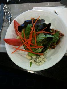 A cucumber bowl salad