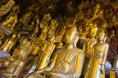 Pindaya – Une grotte superbe et un trek en pays Shan