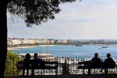 View of the bay of Cannes #FMTM2013 ©suquet-2011-fabre-72
